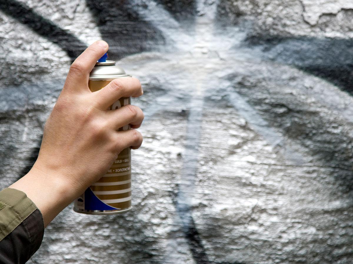 Antigraffitisuojaus ennaltaehkäisee julkisivujen töhrimistä
