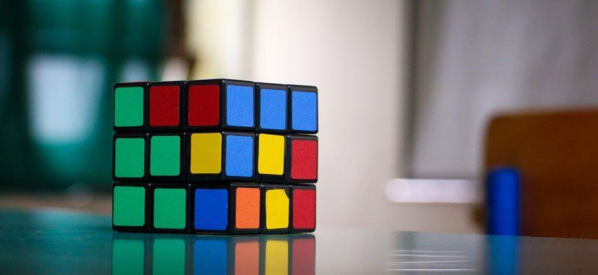 Moderni toimitilakiinteistö on tilatehokas ja tuottava Rubikin kuutio